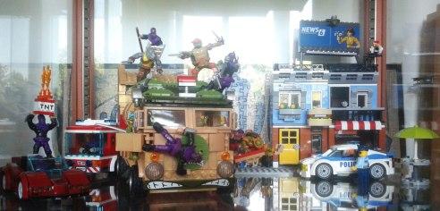 Mega Bloks - Ninja Turtles Collectors